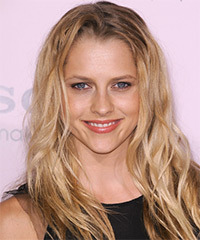 Teresa Palmer Long Straight Casual