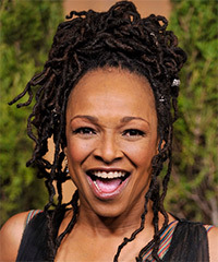Siedah Garrett  - Long Curly