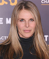 Catherine Oxenberg  Hairstyles