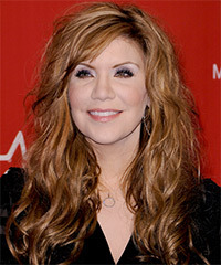 Alison Krauss  Hairstyle - click to view hairstyle information