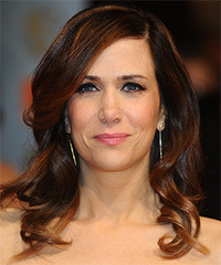 Kristen Wiig  Hairstyle - click to view hairstyle information