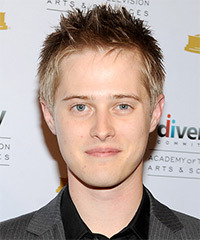 Lucas Grabeel Hairstyle - click to view hairstyle information