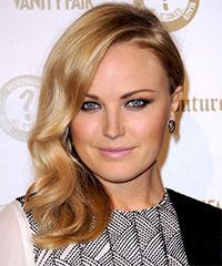 Malin Akerman Hairstyle - click to view hairstyle information