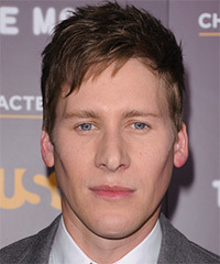 Dustin Lance Black Hairstyle - click to view hairstyle information