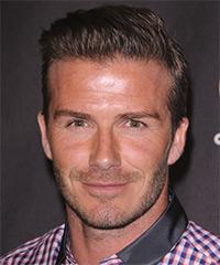 David Beckham - Straight