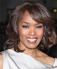 Angela Bassett - Medium Wavy