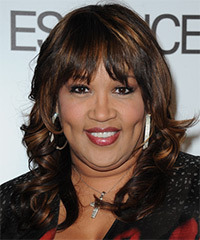 Kym Whitley Hairstyle - click to view hairstyle information