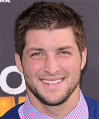 Tim Tebow Hairstyle