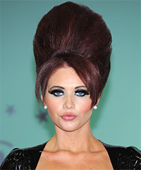 Amy Childs Hairstyle