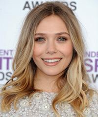Elizabeth Olsen Hairstyle