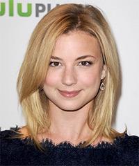 Emily VanCamp Hairstyle