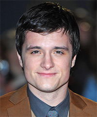 Josh Hutcherson  - Medium Straight