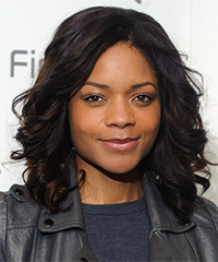 Naomie Harris Hairstyle - click to view hairstyle information