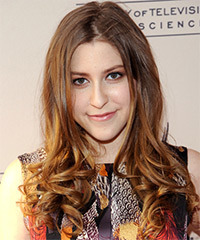 Eden Sher  Hairstyle - click to view hairstyle information