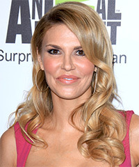 Brandi Glanville Hairstyle - click to view hairstyle information