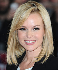 Amanda Holden Hairstyle - click to view hairstyle information