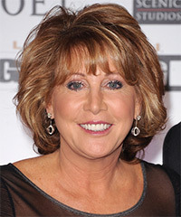 Nancy Lieberman - Short Bob