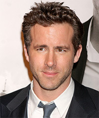 Ryan Reynolds Hair on Ryan Reynolds Ryan Reynolds Hairstyle