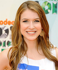 Nathalia Ramos  Hairstyle - click to view hairstyle information