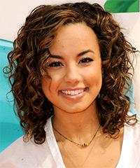 Savannah Jayde - Curly