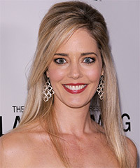 Christina Moore Hairstyle - click to view hairstyle information