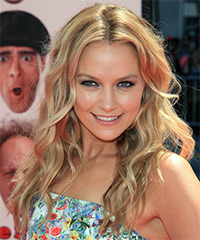Becki Newton Hairstyle - click to view hairstyle information