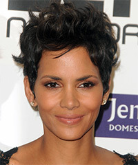 Halle Berry - Short Straight
