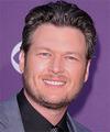 Blake Shelton Hairstyle