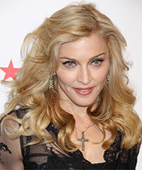 Madonna Hairstyle - click to view hairstyle information