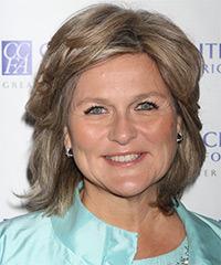 Cynthia McFadden Hairstyle