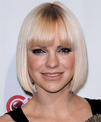 Anna Faris Hairstyle - click to view hairstyle information