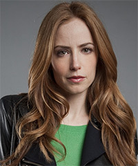 Jaime Ray Newman  Hairstyle - click to view hairstyle information