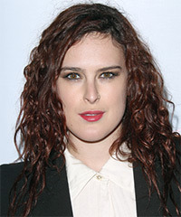 Rumer Willis - Long Curly