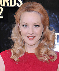 Wendi McLendon Covey Hairstyle - click to view hairstyle information