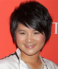 Yani Tseng  Hairstyle - click to view hairstyle information