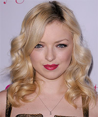 Francesca Fisher-Eastwood  Hairstyle - click to view hairstyle information