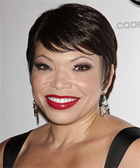 Tisha Campbell - Short Straight