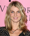 Angela Lindvall  Hairstyles