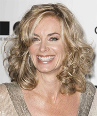 Eileen Davidson - Medium Curly
