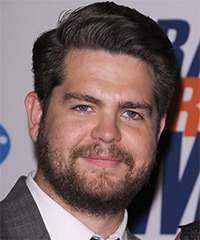 Jack Osbourne Short Straight Formal