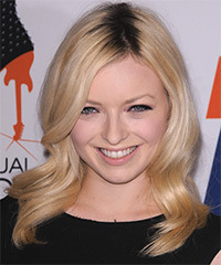 Francesca Fisher-Eastwood Hairstyle