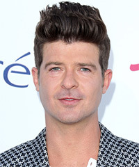 Robin Thicke Hairstyle - click to view hairstyle information