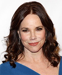 Barbara Hershey - Medium Wavy