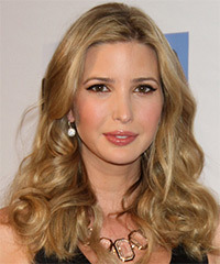 Ivanka Trump Hairstyle - click to view hairstyle information