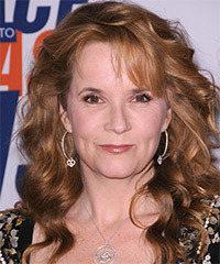 Lea Thompson Hairstyle