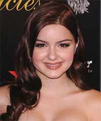 Ariel Winter Hairstyle