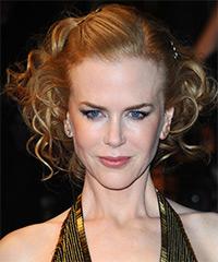 Nicole Kidman - Curly