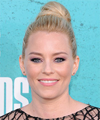 Elizabeth Banks - Updo Long Straight