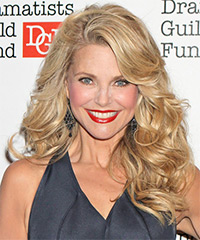 Christie Brinkley - Wavy