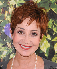 Annie Potts Hairstyle - click to view hairstyle information